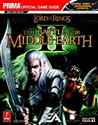 The Lord of the Rings: The Battle for Middle Earth II: The Official Strategy Guide (Prima Official Game Guides)