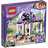 LEGO Friends - 41093 - Jeu De Construction - Le Salon De Coiffure D'heartlake City