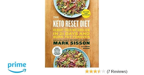 The keto reset diet amazon mark sisson books malvernweather Image collections