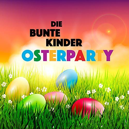 Die bunte Kinder-Osterparty