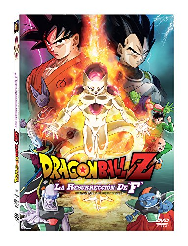 Dragon Ball Z La Resurreccion De Freezer , Pelicula En Dvd Edicion Latina