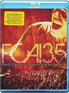 Fca! 35 Tour-An Evening With Peter Frampton (BR) [Blu-ray]