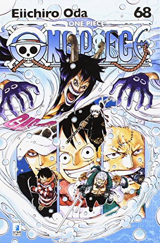 One piece. New edition: 68 (Greatest)