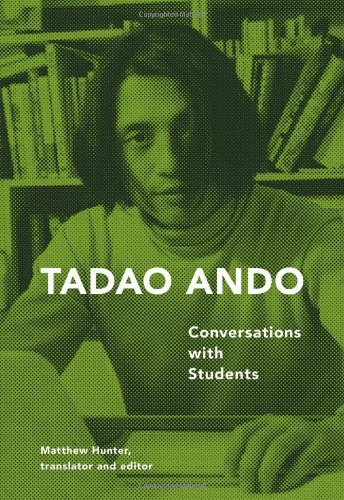Tadao Ando Conversations With Students /Anglais