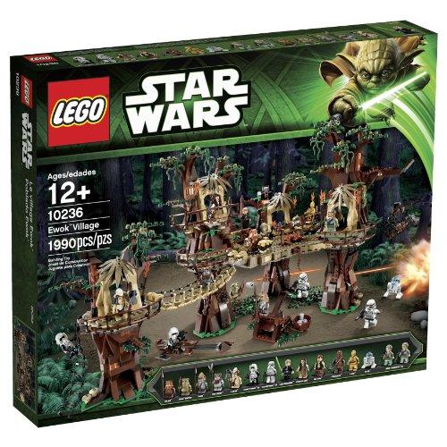 Preisvergleich Produktbild LEGO 10236 Star Wars Ewok Village (japan import)