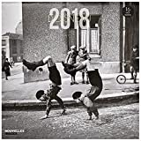 NOUVELLES IMAGES Calendrier 29 x 29 cm Doisneau 2018...