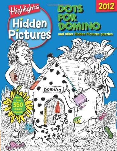 Dots for Domino: Highlights Hidden Pictures 2012