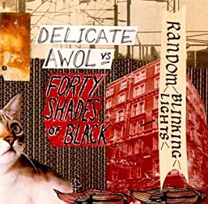 Delicate AWOL* Forty Shades Of Black - Belisha