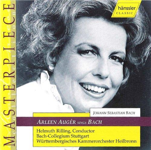 Bin Auger (Ich bin herrlich, ich bin schon, BWV 46)