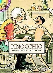 Pinocchio: Full-Color Sturdy Book