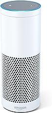 Amazon Echo, Zertifiziert und generalüberholt, Weiß (Vorherige Generation)