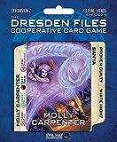 "Evil Hat Productions EHP00024 - Kartenspiel ""Dresden Files: Cooperative Expansion 2 - Helping Hands"""