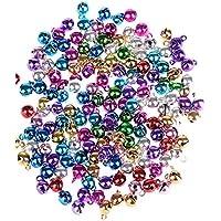 Multicolore Petit Jingle Bell/Bell/Mini/Bell/You Tinkle Bell pour décoration de Noël 100chaque lot de 6mm