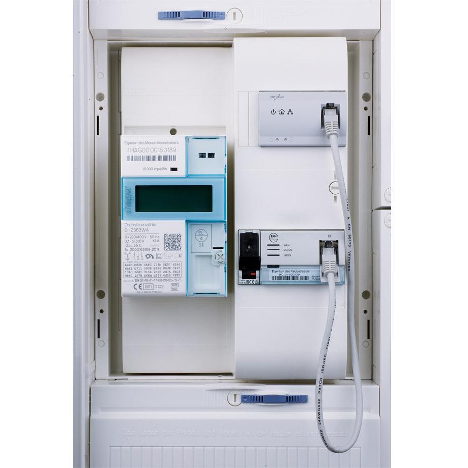 Devolo Dlan 200 Avpro Dinrail Computer Zubehör