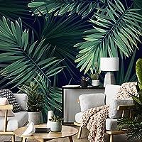 Piante tropicali carta da parati pitture e trattamenti per pareti fai da te - Piante per camera da letto ...