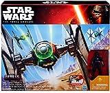 Véhicule Star Wars Star Fighter Epidose VII et sa figurine pilote 10 cm