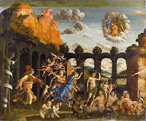 andrea-mantegna-vices-vertus-mantegna-small-archival-matte-black-frame