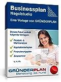 Businessplan Nagelstudio von Gründerplan [Zip Ordner]