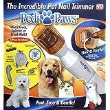 Set Pedi Paws Hunde- und Katzen Krallenschneider Krallentrimmer mit automatischer Stoppfuntkion