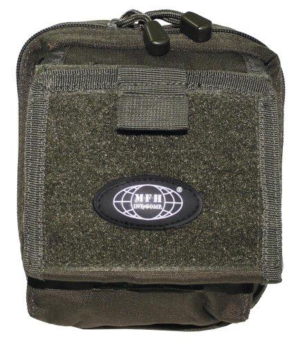 MFH Kartentasche 'MOLLE' 30604 Unisex Tasche Schwarz oliv