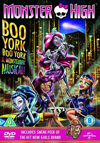 Monster High: Boo York! Boo York! [Edizione: Regno Unito] [Import anglais]