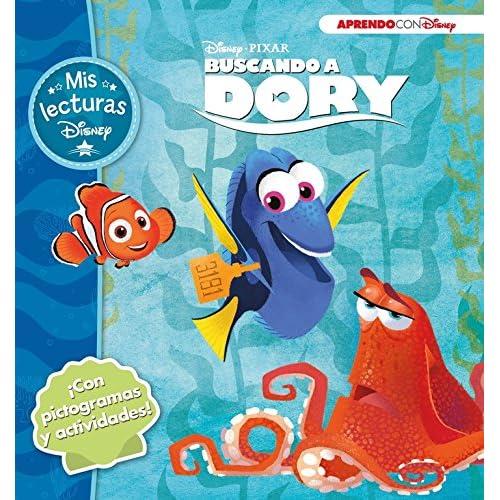 Buscando a Dory (Mis lecturas Disney): Con pictogramas y actividades 12