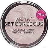 Technic Get Gorgeous, Highlighting Powder, Rosa claro