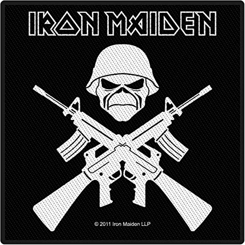 Iron Maiden A Matter Of Life And Death Patch Standard -