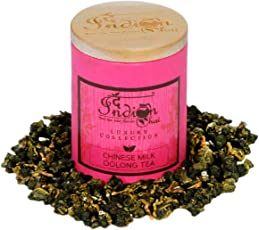 The Indian Chai – Chinese Milk Oolong Delicious Tea 25g for Healthier Skin and Weight Loss