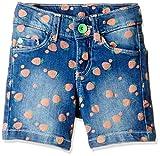 United Colors of Benetton Girls' Shorts (16P4DENC0121I902_Blue_XL)