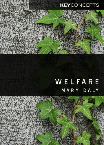 Welfare (Polity Key Concepts in the Social Sciences series)