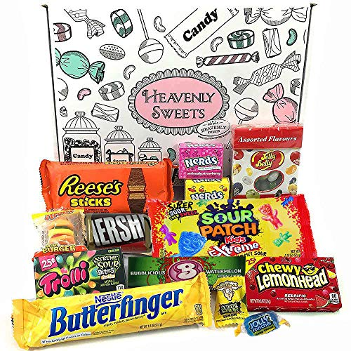 American Candy Box Hamper of Ame...