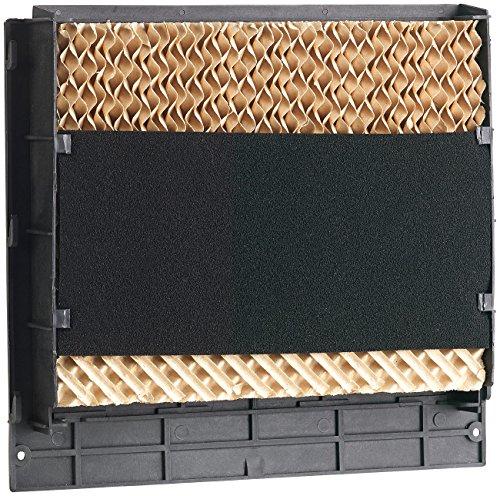 Sichler Haushaltsgeräte Zubehör zu Raum-Luftbefeuchter: Ersatzfilter für Design-Verdunstungs-Luftkühler LW-440, waschbar (Mobiler Raumkühler)