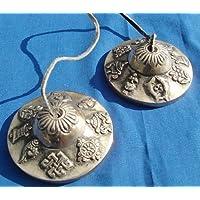 Tingcha tibetana de comercio justo (campanas de oración)