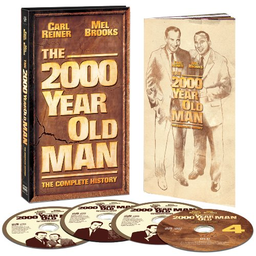 2000 Year Old Man:the Complete (Radio Factory 2000)