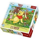 Trefl - Puzzle 3D Winnie The Pooh de 72 piezas (TR35558) [Importado]