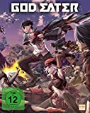 God Eater - Vol. 1 (Episode 01-05 im Sammelschuber) (Blu-ray)