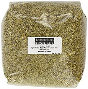 JustIngredients Essential Lemon Pepper Loose 1 Kg