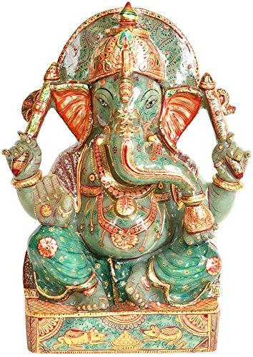 lord-ganesha-carved-in-jade-gemstone-jade-gemstone-sculpture