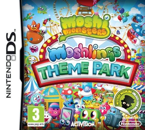 Moshi Monsters 2: Moshlings Theme Park [UK Import] (Theme Park Inc)