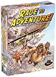 'Evil Tiene Productions ehp02003 – de Tablero Race to Adventure.The Spirit of The Century Exploration Game