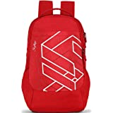 Skybags Tekie 05 20 cms Red Laptop Backpack (TEKIE 05)
