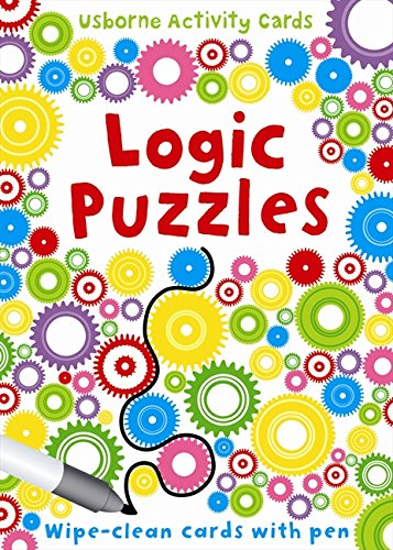 Logic Puzzles (Activity and Puzzle Cards)