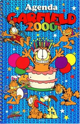 Agenda Garfield 2000 par Jim Davis
