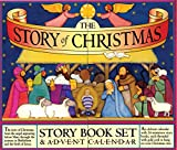 Story of Christmas: Story Books & Advent Calendar
