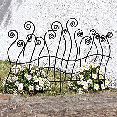 Pötschke Ambiente Beetzaun Steccato dell'arte, klein von Pötschke Ambiente auf Du und dein Garten
