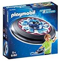 Playmobil 6182 Sports & Action Celestial Flying Disk with Alien