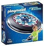 Playmobil - Disco volador celestial con alien (61820)