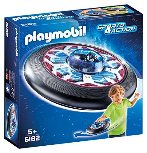 Playmobil - 6182 - Super Disque Volant avec Alien