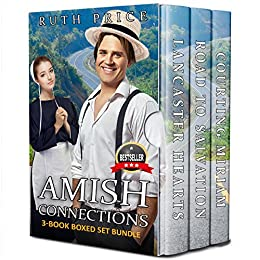 Amish Connections 3-Book Boxed Set Bundle (Out of Darkness 3-Book Boxed Set Bundle (Out of Darkness: An Amish of Lancaster County Saga) 8) (English Edition) de [Price, Ruth]